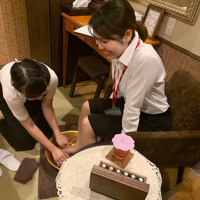 愛雅粧沖縄校2019初めての課外授業